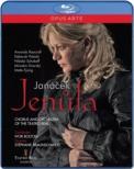 Jenufa : Braunschweig, I.Bolton / Teatro Real, Roocroft, M.Dvorsky, Polaski, Schukoff, etc (2009 Stereo)