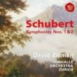 Sym, 1, 2, : Zinman / Zurich Tonhalle O