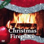Plasma Art: Christmas Fireplace