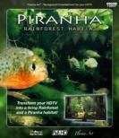 Plasma Art: Piranha -Rainforest Habitat