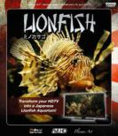 Plasma Art: Lionfish