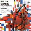 Cello Concertos Nos, 1, 2, : A.May(Vc)Neumann / Czech Philharmonic