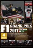 F1 Grand Prix 2011 Vol.4 Round.15-19