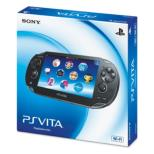 PlayStation Vita 3G/Wi-Fi Crystal Black