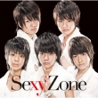 Sexy Zone (+DVD)[First Press Limite Edition A]