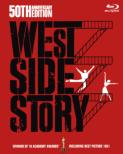 West Side Story 50th Anniversary Blu-ray Collector's BOX [5,000 Set Limited Manufacture]