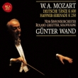 Serenade No.7, German Dances : G.Wand / NDR Symphony Orchestra (Hybrid)