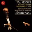 Serenade No.7, German Dances : G.Wand / NDR Symphony Orchestra (Hybrid)