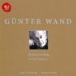 Bruckner Symphony No.4, Schubert Symphony No.5 : G.Wand / NDR Symphony Orchestra (2001)(2SACD)(Hybrid)