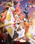 Senki Zessho Symphogear 1 [First Press Limited Edition]
