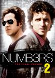NUMB3RS SEASON 6 (FINAL)COMPLETE DVD BOX PART 2
