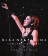MIKA NAKASHIMA CONCERT TOUR 2011 THE ONLY STAR (Blu-ray)