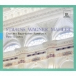 Three Male Choruses -R.Strauss, Mahler, Wagner : Dijkstra / Bavarian Radio Choir