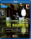 The Makropulos Case : Marthaler, Salonen / Vienna Philharmonic, Denoke, R.Very, Hoare, Adamonyte, etc (2011 Stereo)