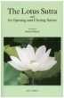 The Lotus Sutra And Its Opening And Closi