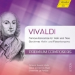 Violin Concertos, Flute Concertos : Heacki(Vn)Dambrine(Fl)/ Ensemble La Partita (2CD)