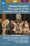 The Legend of The Invisible City of Kitezh : Nekrosius, A.Vedernikov / Teatro Lirico di Cagliari (2008 Stereo)(2DVD)