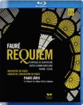 Requiem, etc : P.Jarvi / Paris Orchestra & Choir, Reiss, Goerne