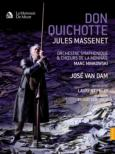 Don Quichotte : L.Pelly, Minkowski / La Monnaie So, Van Dam, Tro Santafe, Mechelen, etc (2010 Stereo)
