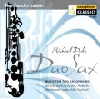 Michael Duke: Duo Sax-dubois Hindemith Stockhausen Lauba Adler Cockcroft
