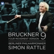Symphony No.9 -with the fourth movement : Rattle / Berlin Philharmonic