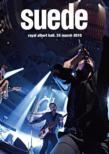 Suede Live At The Royal Albert Hall Dvd +t-shirt: fB[Xl