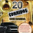 20 Corridos Con Banda
