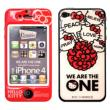 Gizmobies / We Are The One Iphone4 / 4s�����ւ��v���e�N�^�[�P�[�X