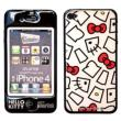 Gizmobies / Splatter Iphone4 / 4s�����ւ��v���e�N�^�[�P�[�X