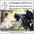 Piano Concerto, 1, Ballade: Krystyna(P)Andrzej / Szymon / Cracow Polish Radio & Tv O