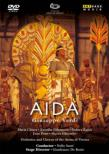 Aida : De Bosio, Santi / Arena di Verona, M.Chiara, Zajick, K.Johannsson, J.Pons, etc (1992 Stereo)