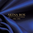 Akina Box SACD / CD Hybrid Edition (Papersleeve)