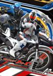 Kamen Rider Fourze Vol.10