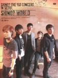 The 1st Concert : Shinee World (2DVD+^W)
