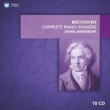 Comp.piano Sonatas: Barenboim (1966-1969)