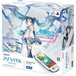 Playstationvita Miku Hatsune Limited Edition Wi-fi Model