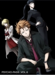 Psycho-Pass Vol.6