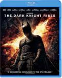 [First Press Limited Edition] The Dark Knight Rises Blu-ray & DVD Set (3 Discs)