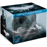 [First Press Limited Manufacture] The Dark Knight Rises BATMAN COWL Blu-ray Premium BOX (2 Discs)