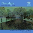 Nostalgia -Lyrical Finnish Music for Strings : Kangas / Ostrobothnian Chamber Orchestra (Hybrid)
