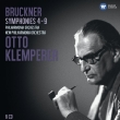 Symphonies Nos.4, 5, 6, 7, 8, 9 : Klemperer / Philharmonia, New Philharmonia (6CD)