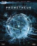 Prometheus 4 Discs Collector's Edition [First Press Limited Manufacture]