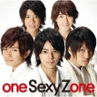 one Sexy Zone [Standard Edition]