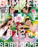 Momoclo Natsu no Baka Sawagi SUMMER DIVE 2012 Seibu Dome Taikai [First Press Limited Edition Blu-ray BOX (2 Blu-ray Discs)]