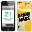 MusicSkins / Bruno Mars - Rocket (iPhone5�p)