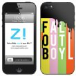MusicSkins / Fall Out Boy - Logo (iPhone5�p)