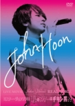 Live Movie-John-Hoon`s Real Voice/Mr.John-Hoon`s!!Watashi No Star Ha Chicken Otoko?! [Standard Edition]