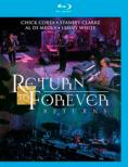 ! Return To Forever `live In Montreal 2008