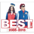 BEST 2005-2013 (2CD+DVD)[First Press Limited Edition]