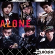 ALONE [First Press Limited Edition](+DVD)